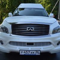 Лимузин инфинити QX-56 II