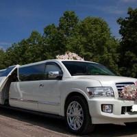 Лимузин инфинити QX-56