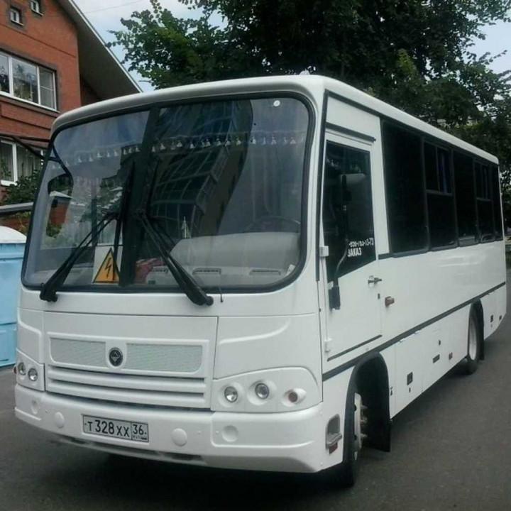 Автобус 25 мест